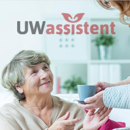 UWassistent provides simple payments for the elderly with OPP